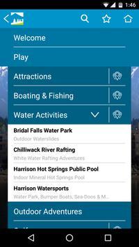 Tourism Harrison Hot Springs screenshot 2
