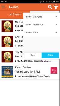 Appuapp Events screenshot 3