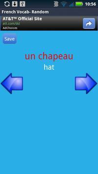 Wordalation French Vocab apk screenshot