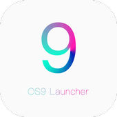 OS9 launcher -- ios theme icon