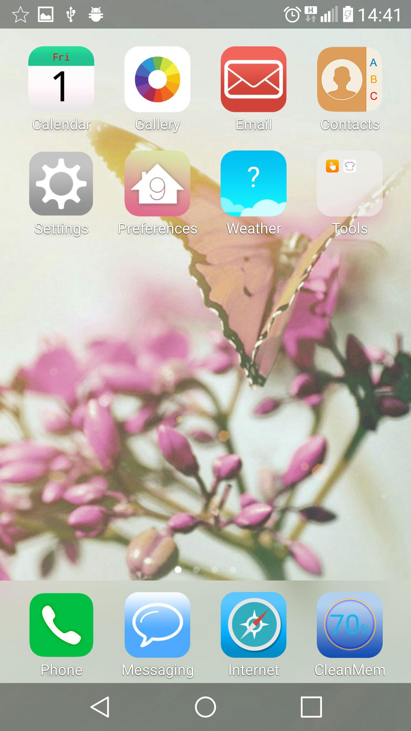 iLauncher with style of iOS 9 for Android - APK Download