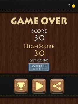 Balls Of Wood - Endless Brick Breaking Puzzle Game screenshot 17