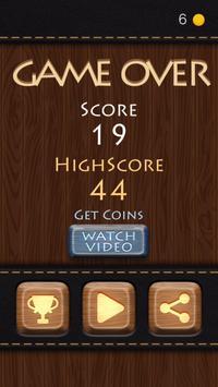 Balls Of Wood - Endless Brick Breaking Puzzle Game screenshot 5