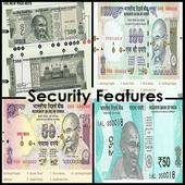 Indian Currency Security Features icon