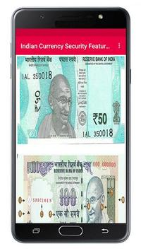 Indian Currency Security Features screenshot 1