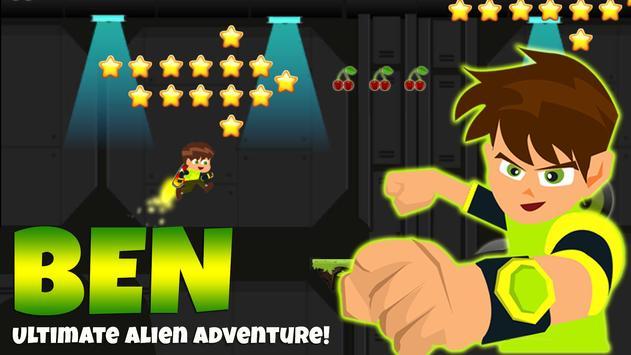 👽 Ben Ultimate Alien Adventure screenshot 3