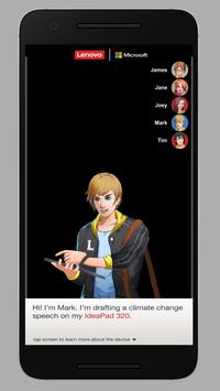 Lenovo University Clique screenshot 3