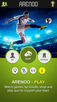 Arenoo Football poster