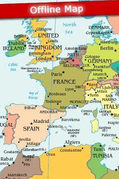 World map 2018 free descarga apk gratis educacin aplicacin para world map 2018 free poster gumiabroncs Images