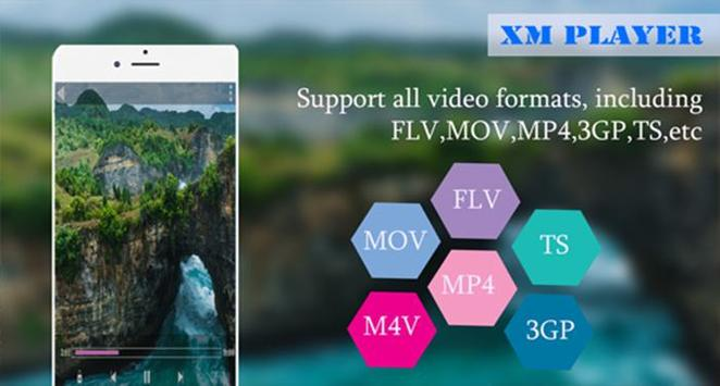 XM Player screenshot 4