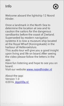 Lightship Noord Hinder screenshot 1