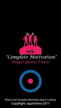 Complete Motivation poster