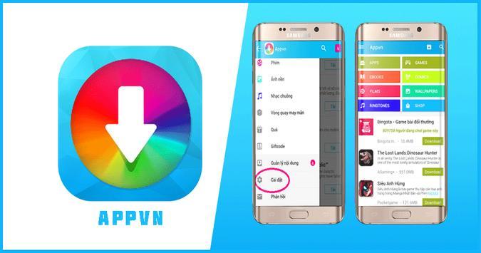Appvn App poster
