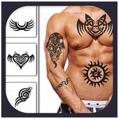 Tattoo design maker icon