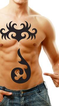 Tattoo design maker apk screenshot