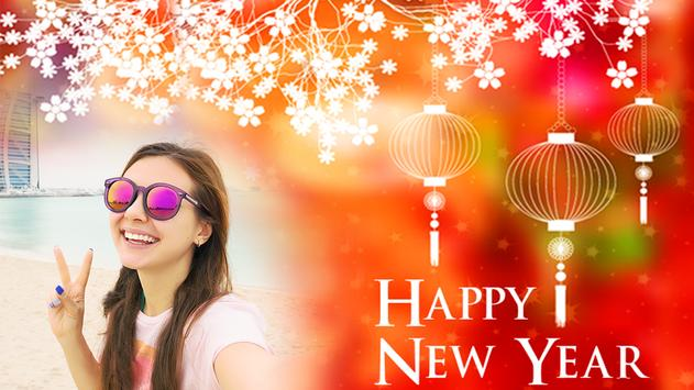 Happy New Year Photo Frame 2018 photo editor APK Download - Free ...