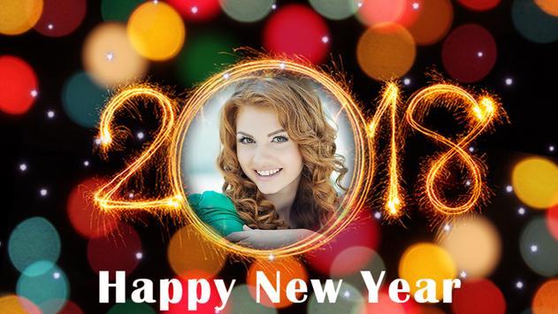 Happy New Year Photo Frame 2018 photo editor Descarga APK - Gratis ...