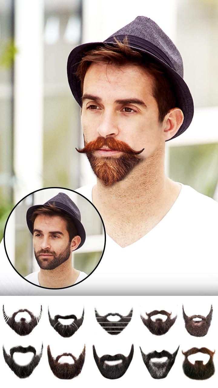 Man Hair Style New Hair Mustache Beard Styles For Android Apk Download