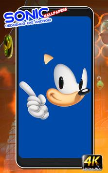 Hedgehog Sonic Exe Android Wallpaper Hd 4k Fur Android Apk