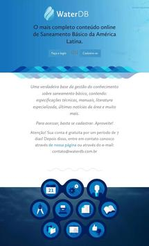 Biblioteca WaterDB poster