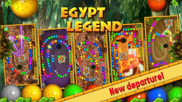 Marble Egypt Legend poster