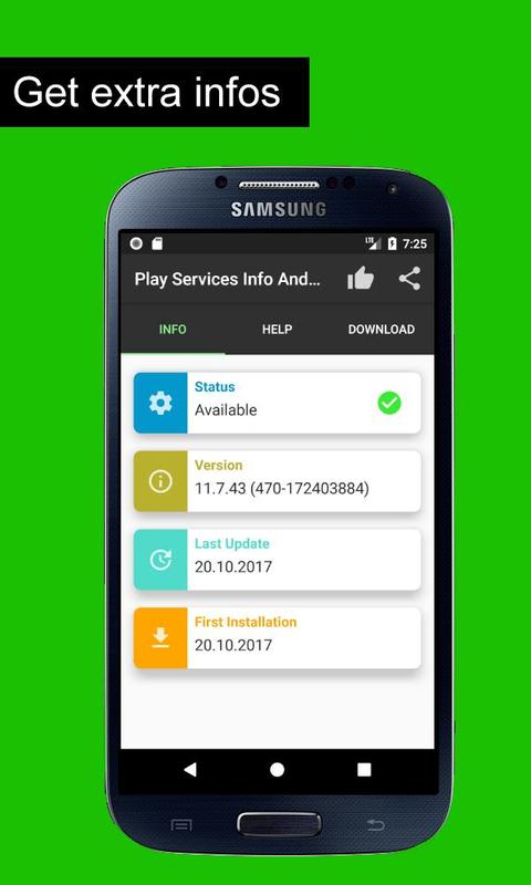 how to download google play services on android tablet