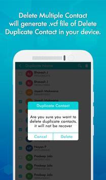 Duplicate Contacts Remover screenshot 5