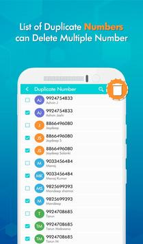 Duplicate Contacts Remover screenshot 3