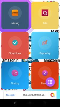 All in One Online Shopping Apps screenshot 1