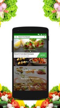 7500+ Veg Recipes Free poster