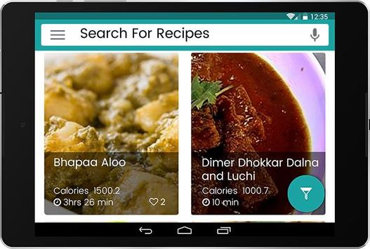 5000 bengali recipes free descarga apk gratis estilo de vida 5000 bengali recipes free captura de pantalla de la apk forumfinder Images