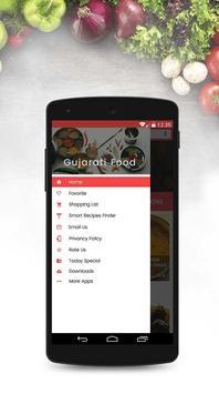 Gujarati Recipes Free apk screenshot