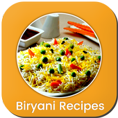 500+ Biryani Recipes Free icon