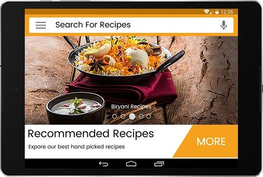 500+ Biryani Recipes Free apk screenshot