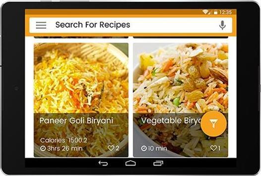 500+ Biryani Recipes Free screenshot 11