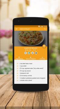500+ Biryani Recipes Free screenshot 1