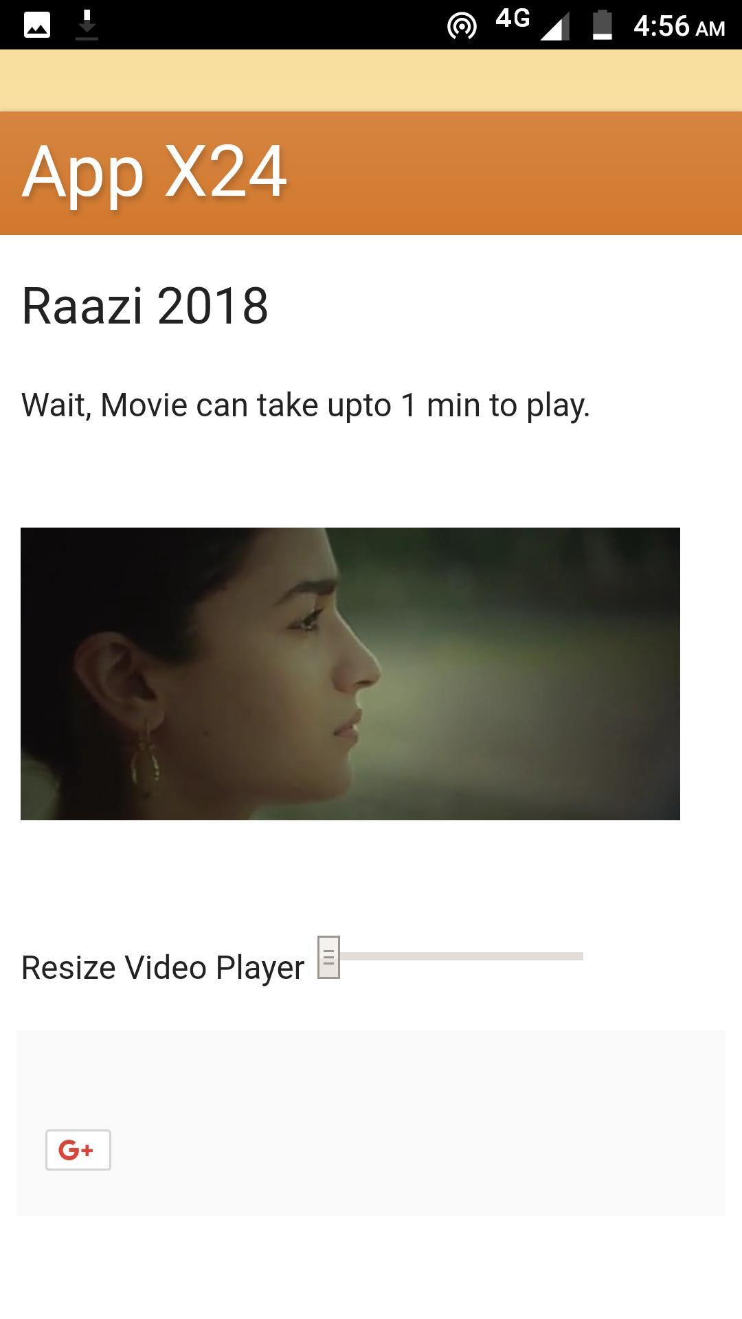 Raazi Full Movie 2018 Hd Alia Bhatt For Android Apk Download