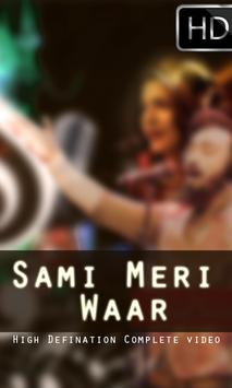 Sami Meri War by QB poster