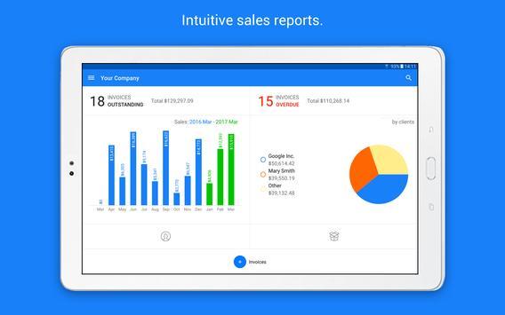 Invoice Maker - Tiny Invoice apk screenshot