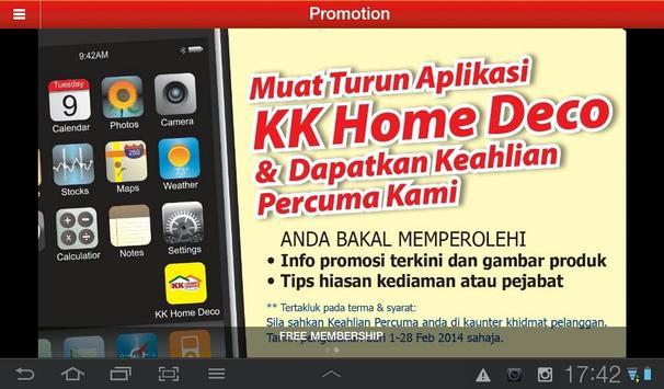 KK Home Deco screenshot 3
