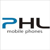 PHL mobile phone icon