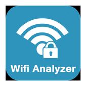 Wifi Analyzer Offline 2018 icon