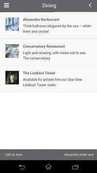 Alexandra Hotel and Restaurant screenshot 2