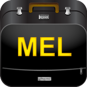 Melbourne - Appy Travels icon