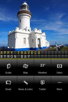 Byron Bay - Appy Travels poster