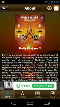 Daily Bhajans 2 poster