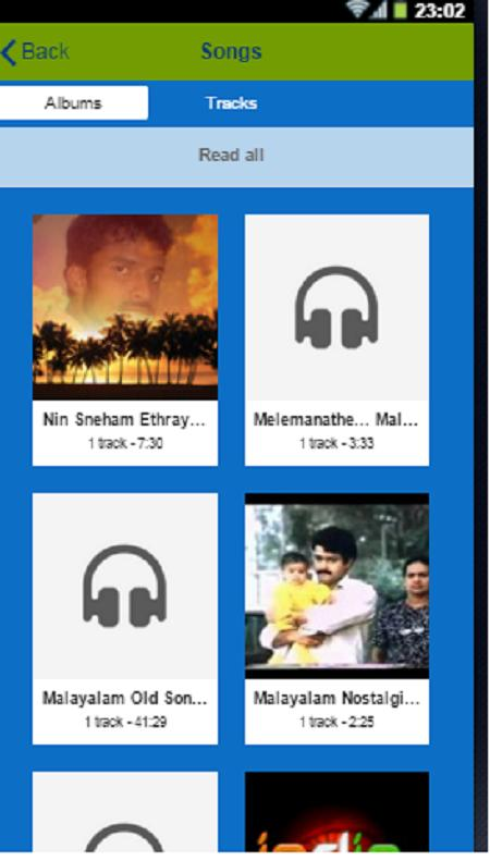 All Malayalam Songs for Android - APK Download