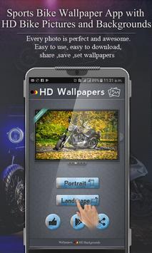 Bike Wallpapers - HD screenshot 1