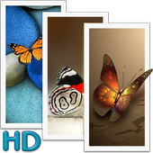 Butterfly Wallpapers - HD icon