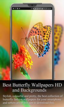 Butterfly Wallpapers - HD screenshot 4